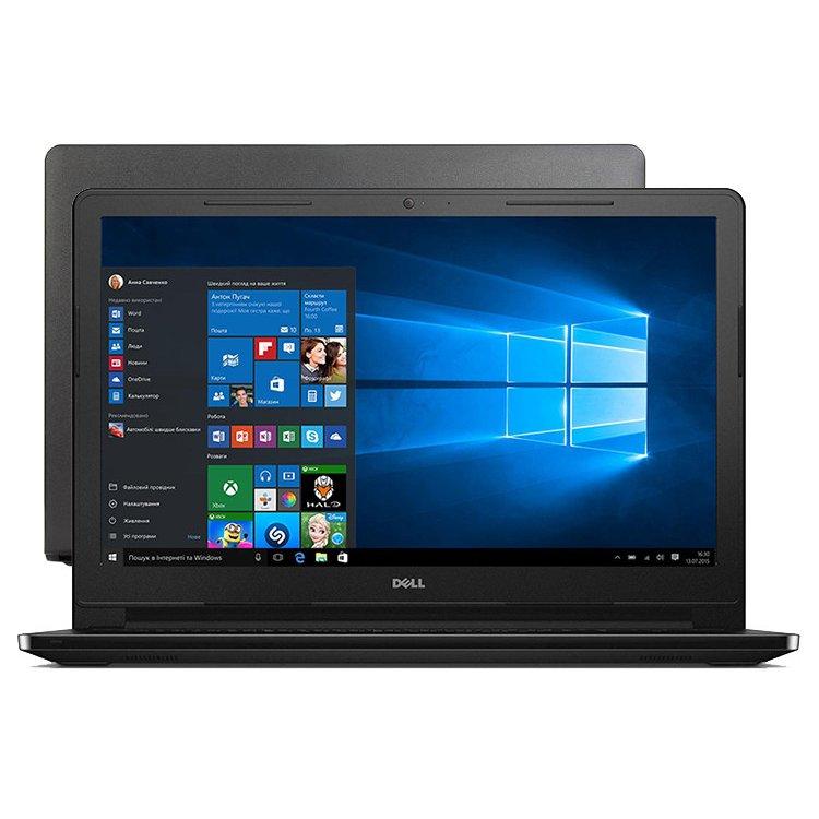 "Dell Inspiron 3552 15.6"", Intel Pentium, 1600МГц, 4Гб RAM, DVD-RW, 500Гб, Wi-Fi, Linux, Bluetooth"