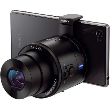Sony Cyber-shot DSC-QX1 Черный, 20.2