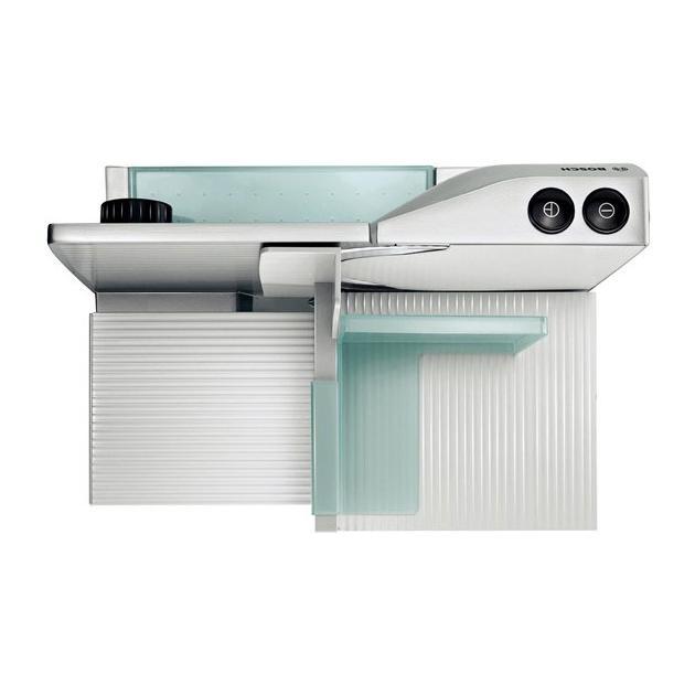 Ломтерезка Bosch MAS 9101 140Вт (нарезка до 15мм) серебристый от Байон