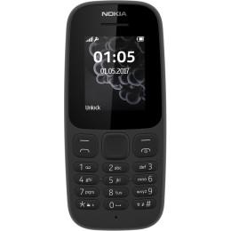Nokia 105 2017 Черный, 1 SIM