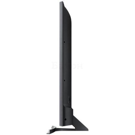 "Samsung UE55JU7500U 48"", Серый, Вход HDMI"