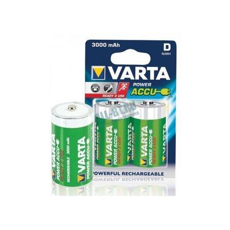 Varta Rechargeable Accu R2U Ni-MH, Для видеокамер