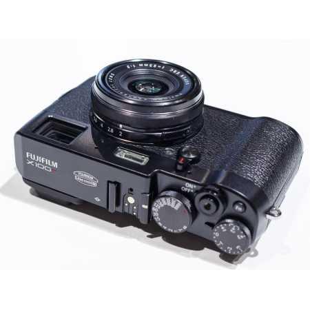 Fujifilm X100T Черный, 16.3
