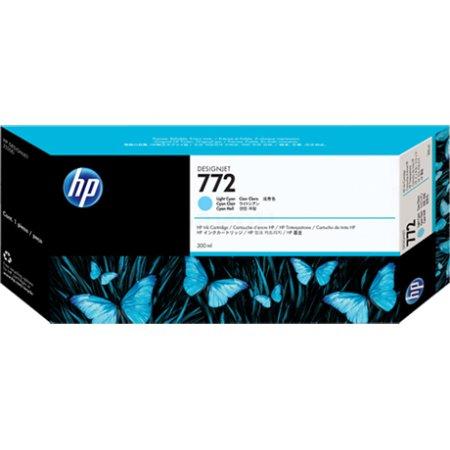 HP Inc. Cartridge HP 772 CN632A светло голубой для DJ Z5200 (300 мл)