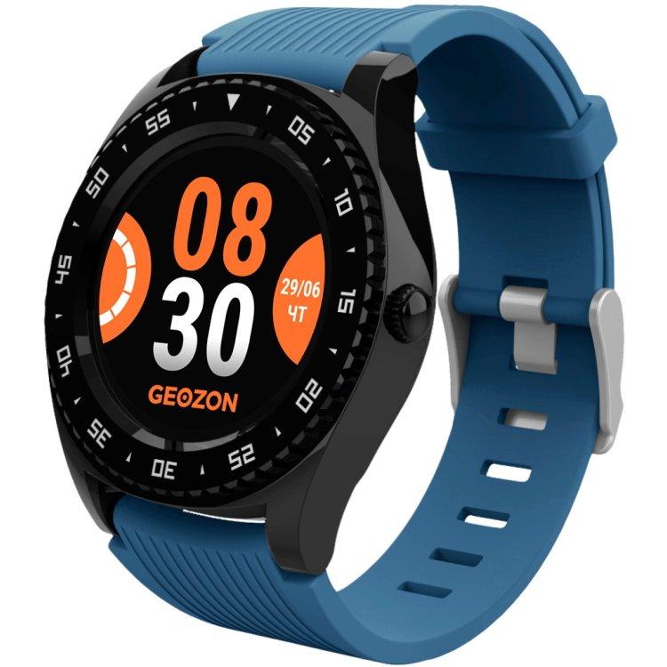 Geozon Smart Titanium blue
