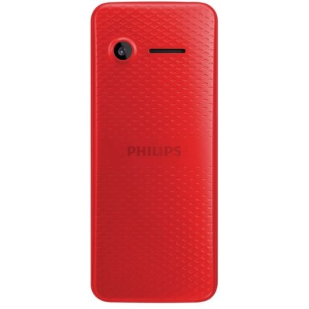 Philips E103 Красный