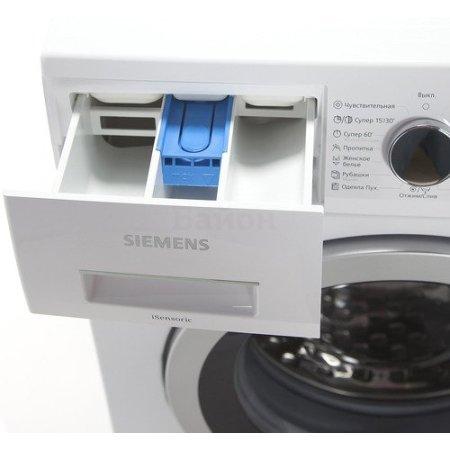Siemens WS12T440 Белый, 7кг
