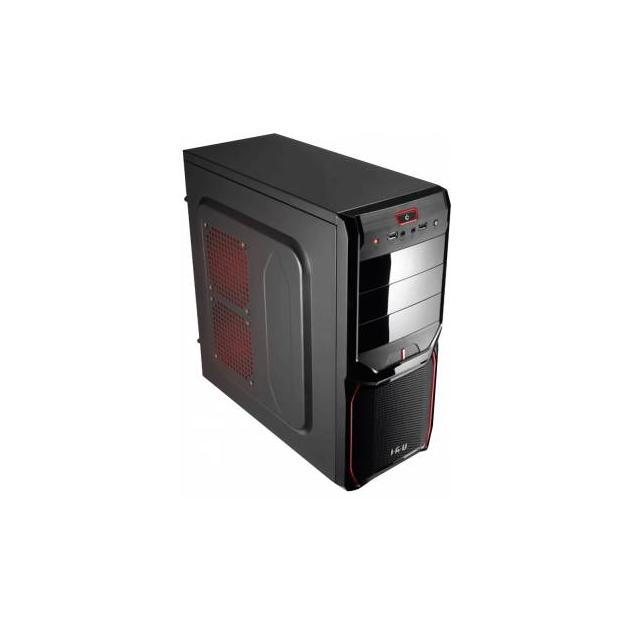 IRU Office 320 MT A8 7600/4Gb/500Gb 7.2k/R7/DVDRW/CR/W7Pro64/kb/m/black 3.1МГц, 4Гб, AMD A8