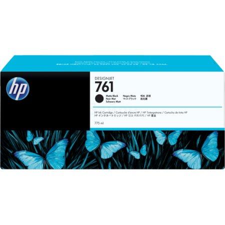 HP 761 Матовый черный, Картридж струйный, Повышенная, нет