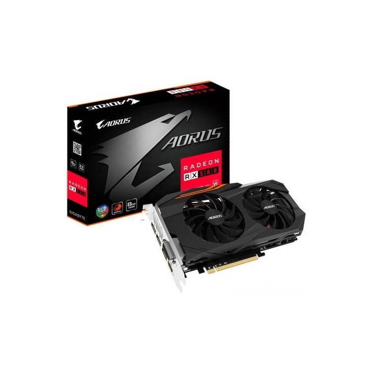 Gigabyte AMD Radeon RX 580 AORUS