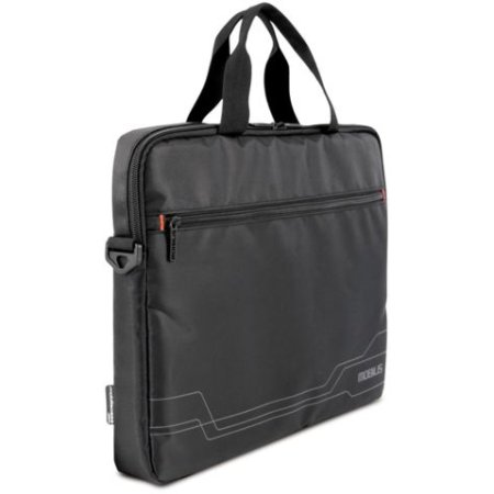 "Mobilis Advantage Briefcase 16-18' 18"", Черный, Нейлон"