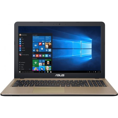 "Asus X540LJ-XX569D 15.6"", Intel Core i3, 2000МГц, 4Гб RAM, DVD-RW, 500Гб, Черный, DOS, Bluetooth, WiMAX"
