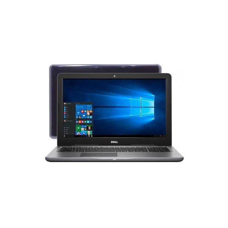 "DELL INSPIRON 5567 Intel Core i5 7200U 2500 MHz/15.6""/1920x1080/8Gb/1000Gb HDD/DVD-RW/AMD Radeon R7 M445/Wi-Fi/Bluetooth/Win 10 Home"
