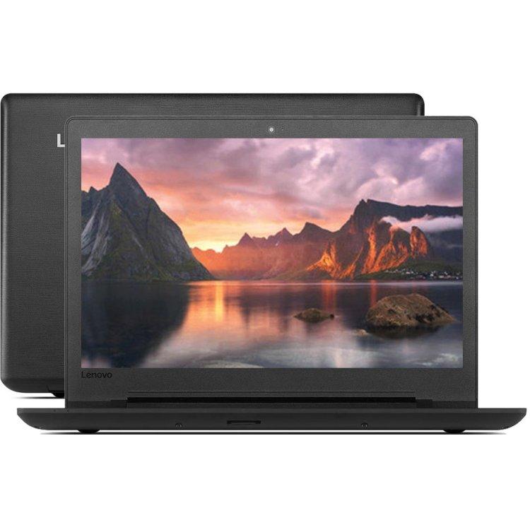 "Lenovo IdeaPad 110-15IBR 15.6"", Intel Celeron, 1600МГц, 4Гб RAM, 500Гб, Черный, DOS"