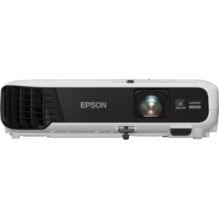 Epson EB-W04 портативный, Белый портативный, Белый