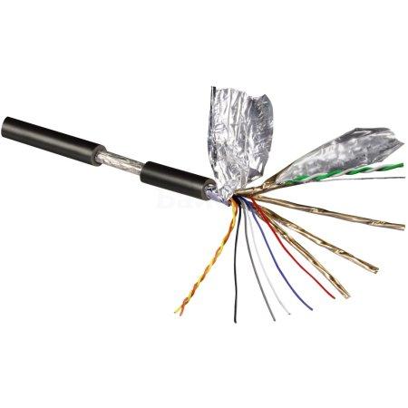 Кабель аудио-видео Hama H-53759 HDMI (m)/HDMI (m) 0.75м. черный 5зв (00053759)
