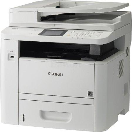 Canon i-Sensys MF419x Лазерный \ светодиодный, Белый, Черно-белая, А4
