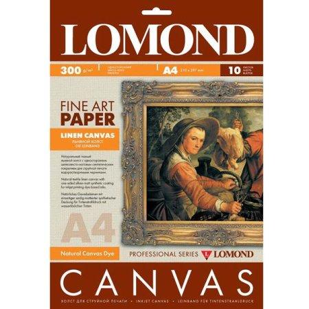 Lomond Natural Canvas Dye 0908411 A4, 10
