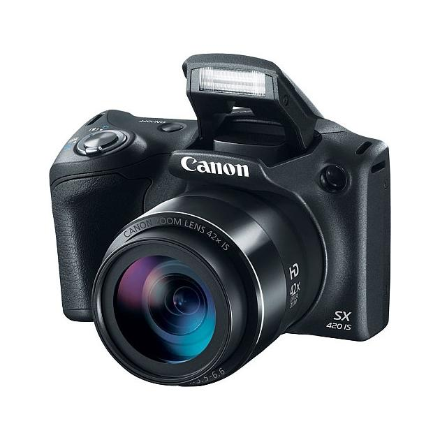 Canon PowerShot SX420 IS Черный