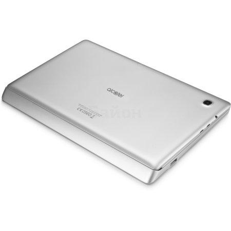 Alcatel PLUS 10 Wi-Fi и 3G/ LTE, Серебристый, Wi-Fi, 32Гб