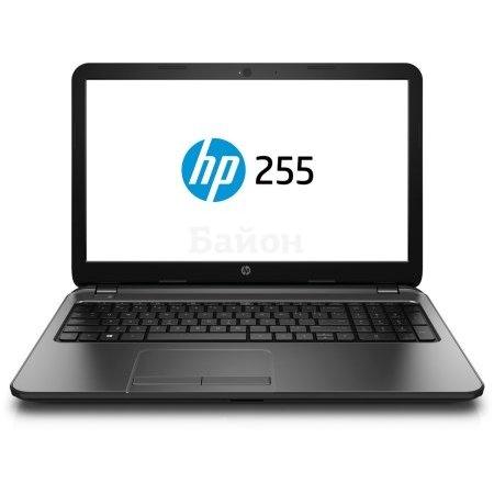 """HP 255 G5 W4M79EA 15.6"""", AMD E-series, 1800МГц, 4Гб RAM, DVD нет, 500Гб, Черный, Wi-Fi, DOS, Bluetooth"""