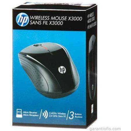 HP X3000 Черный, Радиоканал, USB