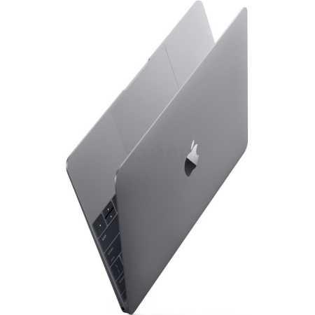 "Apple MacBook MLH82RUA 12"", Intel Core M5, 1.2МГц, 8Гб RAM, DVD нет, 512Гб, Серый, Wi-Fi, MacOS X, Bluetooth"