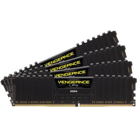 Corsair Vengeance LPX DDR4, 64Гб, PC4-24000, 3333, DIMM