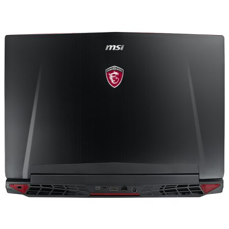"MSI GT72 Dominator 17.3"", Intel Core i7, 2600МГц, 8Гб RAM, DVD-RW, 1Тб, Черный, Wi-Fi, DOS, Bluetooth"