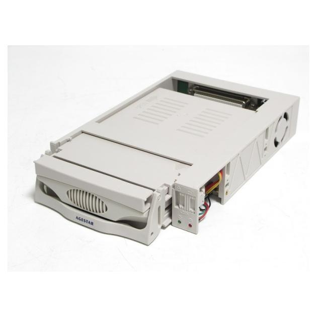 "Сменный бокс для HDD AgeStar MR3-SATA (SW)-3F SATA пластик стандартный hotswap 3.5"""