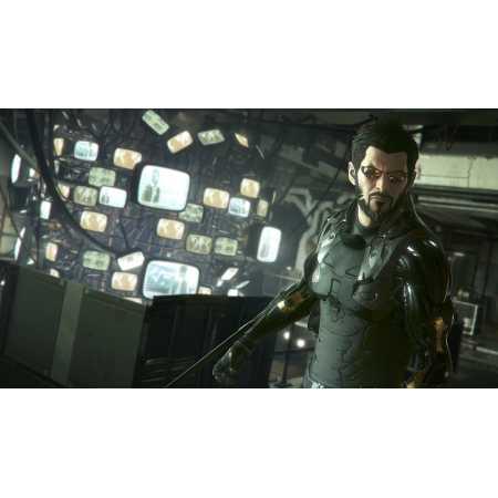 Xbox One 500 ГБ + Deus Ex: Mankind Divided