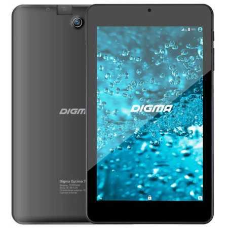 Digma Optima 7302 Wi-Fi, Черный, Wi-Fi, 8Гб