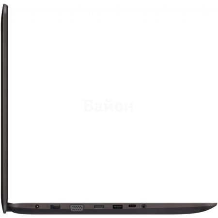 "Asus X756UV-TY043T 17.3"", Intel Core i5, 2300МГц, 4Гб RAM, DVD-RW, 1Тб, Коричневый, Wi-Fi, Windows 10, Bluetooth"
