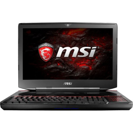 "MSI GT83VR 6RE-010RU Titan SLI 18.4"", Intel Core i7, 2700МГц, 32Гб RAM, 1.25Тб, Черный, Wi-Fi, Windows 10, Bluetooth"