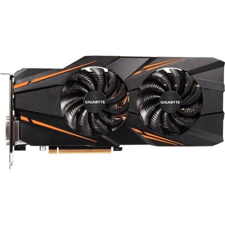 Gigabyte GeForce GTX 1070 Windforce OC 8G 8192Мб, GDDR5, 1582MHz, GV-N1070WF2OC-8GD GTX 1070 Windforce OC 8G - 8192Мб, GDDR5, 1582MHz, GV-N1070WF2OC-8GD