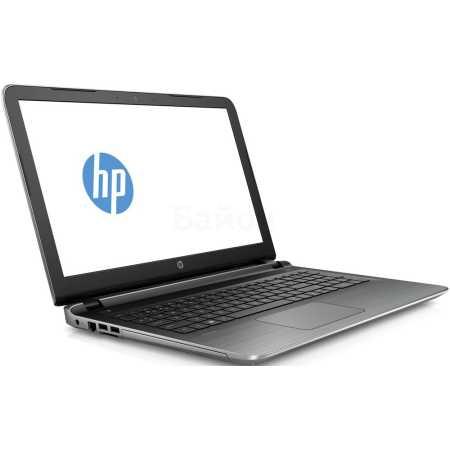 "HP 15-AF138UR 15.6"", AMD A8, 2200МГц, 4Гб RAM, DVD-RW, 500Гб, Черный, Wi-Fi, Windows 10, Bluetooth"