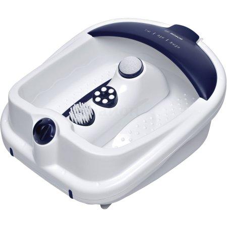 Гидромассажная ванночка для ног Bosch PMF2232 65Вт белый/синий