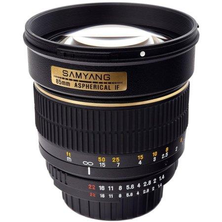 SAMYANG MF 85mm f/1.4 AS IF