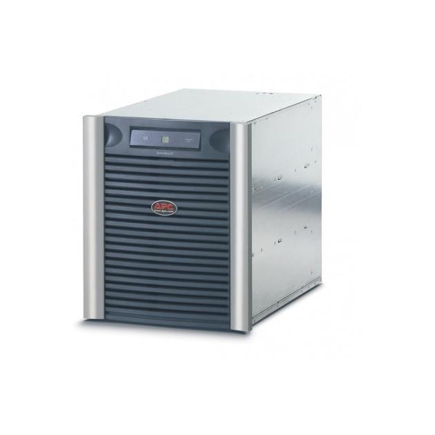 APC by Schneider Electric APC Symmetra LX Extended Run Rack-mount w/ 9 SYBT5, 230V