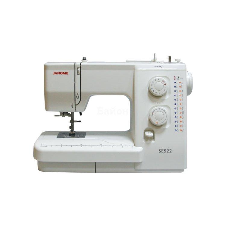 Купить Janome SE522 в интернет магазине бытовой техники и электроники