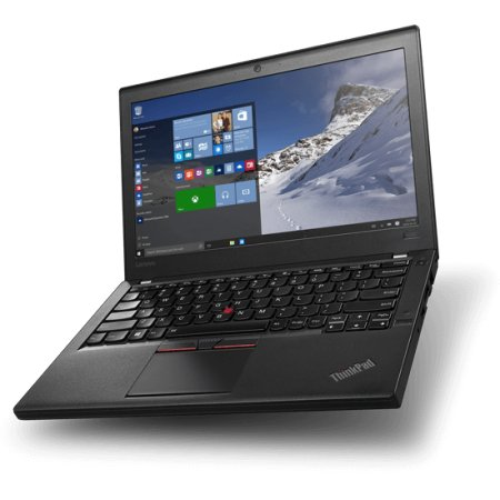 "Lenovo ThinkPad X260 20F50055RT 12.5"", Intel Core i5, 2300МГц, 8Гб RAM, 256Гб, Windows 10, Windows 7, Черный, Wi-Fi, Bluetooth"