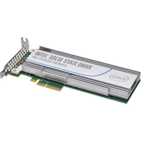 SSD Intel P3520 PCIe, 2000Гб, PCI-E x4