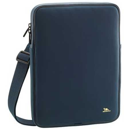 Riva 5010 чехол-сумка, полиуретан, Темно-синий