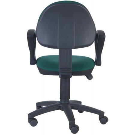 Кресло Бюрократ CH-G318AXN/G зеленый 10-24 пластик серый