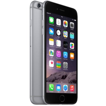 Apple iPhone 6 Plus 128Гб, Серый, 1 SIM