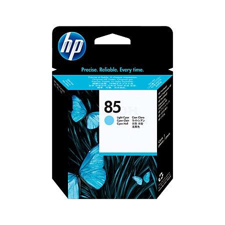 HP Inc. Печатающие головка HP 85 DsgJ 30/30N/30GP/90/90R/90GP/130/130NR/130GP, светло-синий