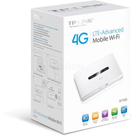 TP-Link M7300 Белый, 150Мбит/с, 2.4