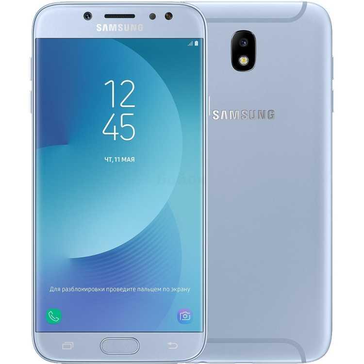 Samsung Galaxy J7 2017 SM-J730 Голубой