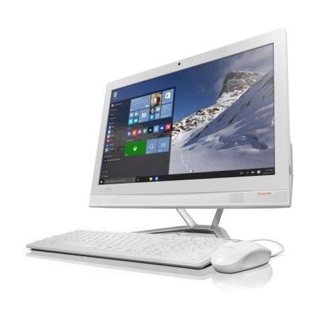 Lenovo Idea Center AIO 300-20ISH Core i3-6100T/ 4GB/500GB/DOS/White
