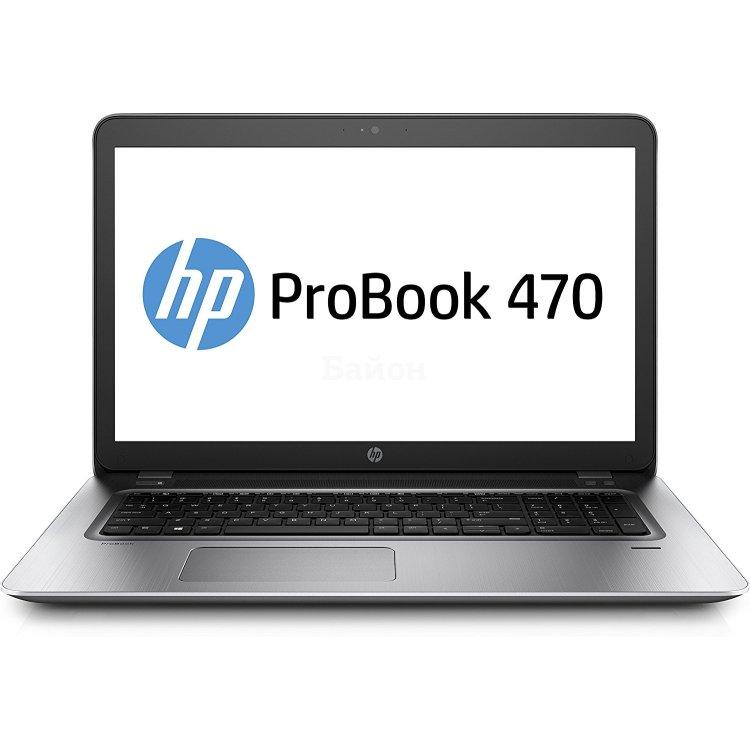 """HP Probook 470 G4 17.3"""", Intel Core i5, 2500МГц, 8Гб RAM, DVD-RW, 256Гб, Wi-Fi, Windows 10 Pro, Bluetooth"""